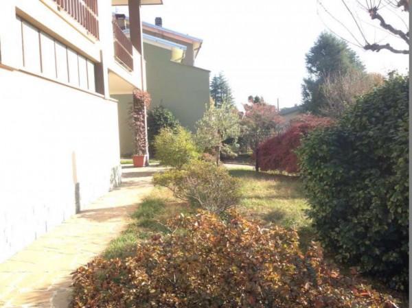 Casa indipendente in vendita a Lonate Pozzolo, Campo Sportivo, Con giardino, 250 mq - Foto 4