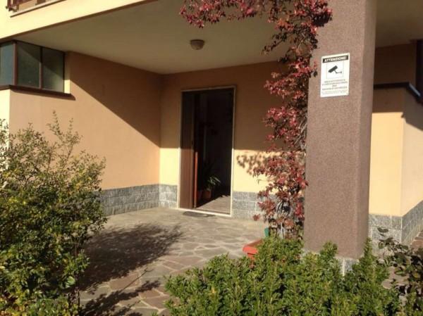 Casa indipendente in vendita a Lonate Pozzolo, Campo Sportivo, Con giardino, 250 mq - Foto 16