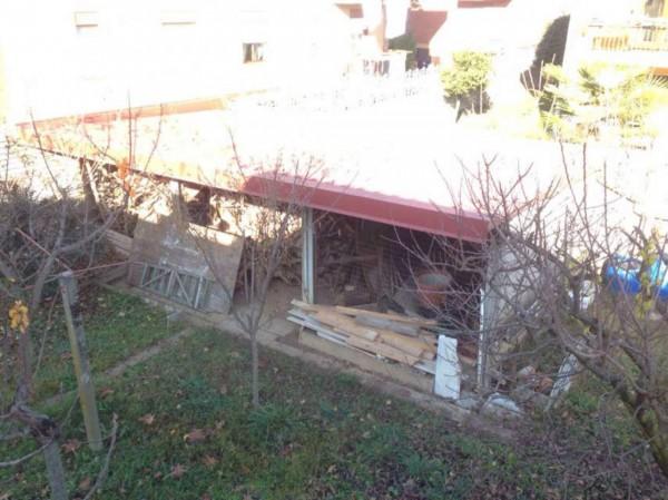 Casa indipendente in vendita a Lonate Pozzolo, Campo Sportivo, Con giardino, 250 mq - Foto 15