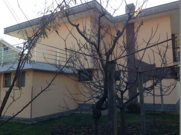 Casa indipendente in vendita a Lonate Pozzolo, Campo Sportivo, Con giardino, 250 mq - Foto 35
