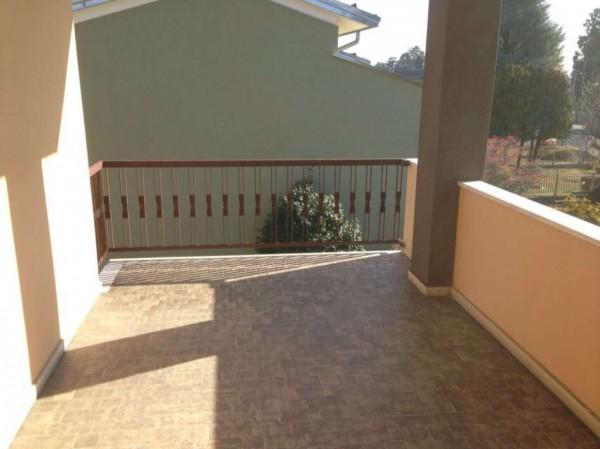 Casa indipendente in vendita a Lonate Pozzolo, Campo Sportivo, Con giardino, 250 mq - Foto 32
