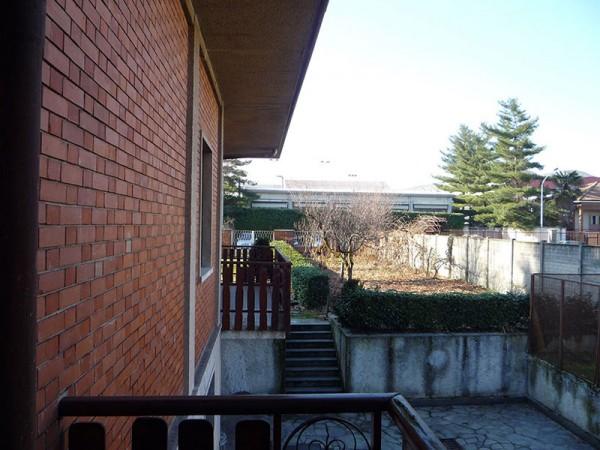 Villa in vendita a Legnano, Oltresempione, Con giardino, 437 mq - Foto 19