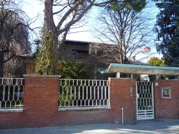 Villa in vendita a Legnano, Oltresempione, Con giardino, 437 mq - Foto 10