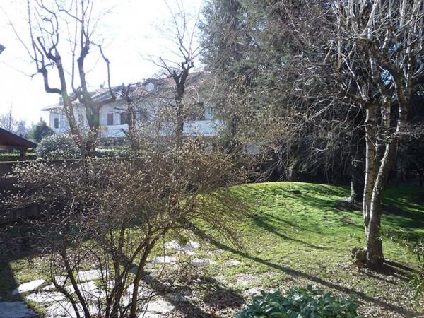 Villa in vendita a Legnano, Oltresempione, Con giardino, 437 mq - Foto 22