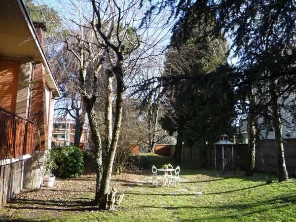 Villa in vendita a Legnano, Oltresempione, Con giardino, 437 mq - Foto 9