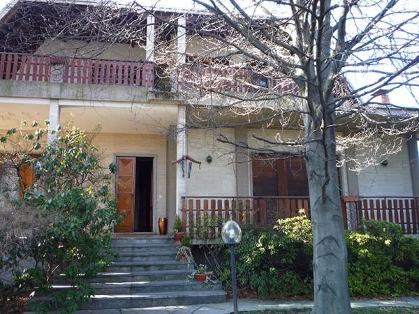 Villa in vendita a Legnano, Oltresempione, Con giardino, 437 mq - Foto 12