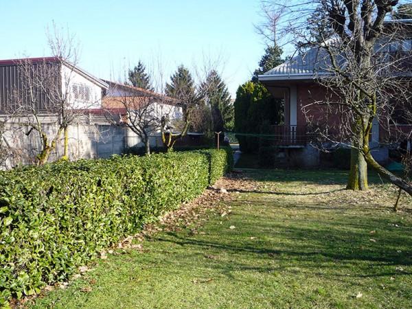 Villa in vendita a Legnano, Oltresempione, Con giardino, 437 mq - Foto 24