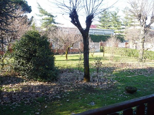 Villa in vendita a Legnano, Oltresempione, Con giardino, 437 mq - Foto 21