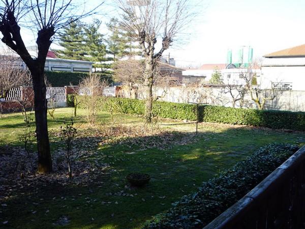 Villa in vendita a Legnano, Oltresempione, Con giardino, 437 mq - Foto 6
