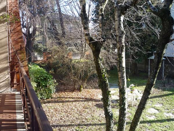 Villa in vendita a Legnano, Oltresempione, Con giardino, 437 mq - Foto 17