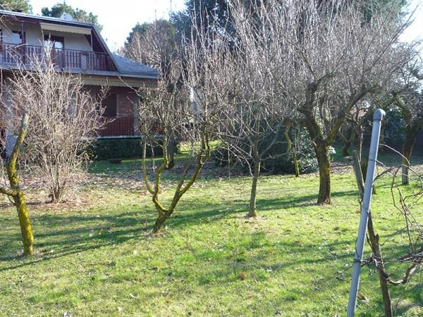 Villa in vendita a Legnano, Oltresempione, Con giardino, 437 mq - Foto 16