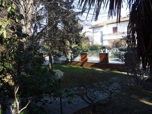 Villa in vendita a Legnano, Oltresempione, Con giardino, 437 mq - Foto 23