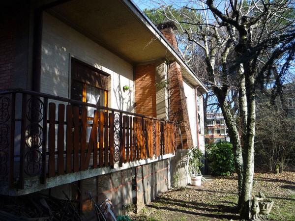 Villa in vendita a Legnano, Oltresempione, Con giardino, 437 mq - Foto 3