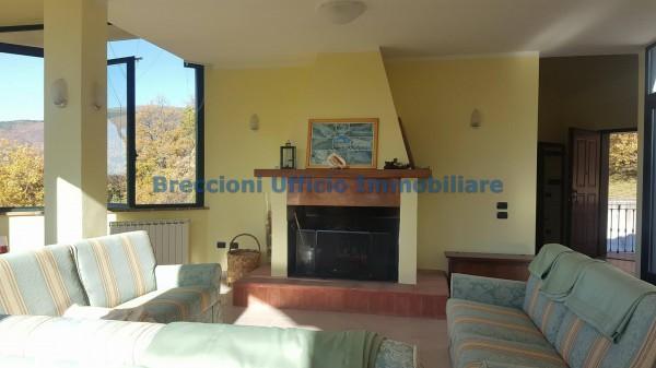 Villa in vendita a Spello, Frazione, Con giardino, 380 mq - Foto 22