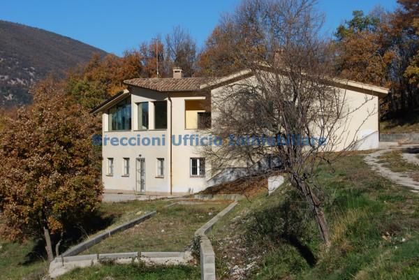 Villa in vendita a Spello, Frazione, Con giardino, 380 mq - Foto 28