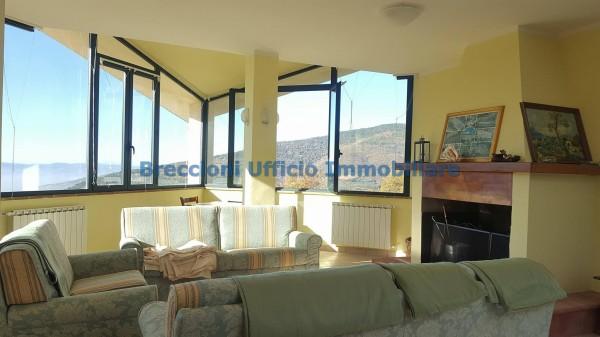 Villa in vendita a Spello, Frazione, Con giardino, 380 mq - Foto 7