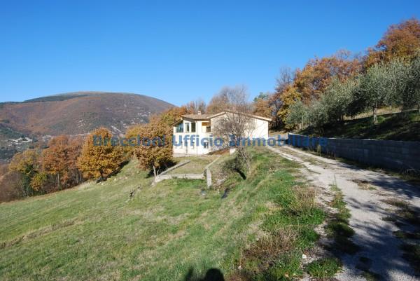 Villa in vendita a Spello, Frazione, Con giardino, 380 mq - Foto 3