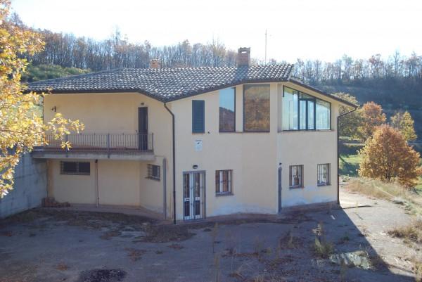 Villa in vendita a Spello, Frazione, Con giardino, 380 mq - Foto 1