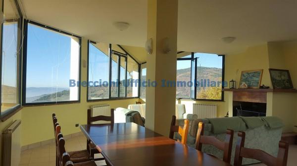 Villa in vendita a Spello, Frazione, Con giardino, 380 mq - Foto 23
