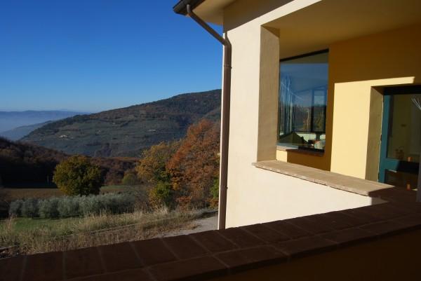 Villa in vendita a Spello, Frazione, Con giardino, 380 mq - Foto 13