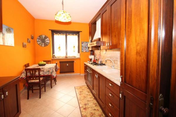 Appartamento in vendita a Torino, Rebaudengo, Con giardino, 100 mq - Foto 16