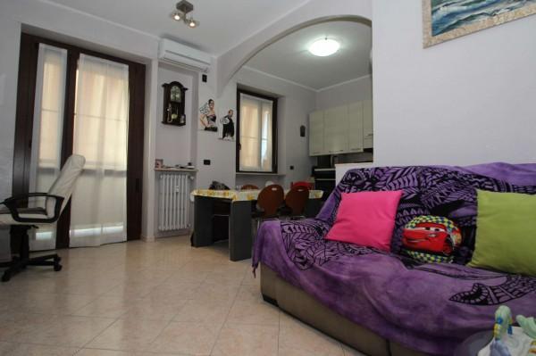 Appartamento in vendita a Torino, Rebaudengo, Con giardino, 80 mq - Foto 1