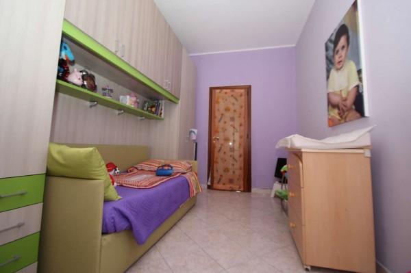 Appartamento in vendita a Torino, Rebaudengo, Con giardino, 80 mq - Foto 10