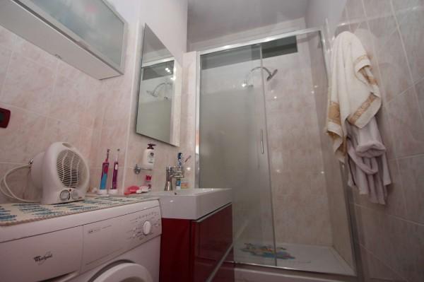Appartamento in vendita a Torino, Rebaudengo, Con giardino, 80 mq - Foto 7