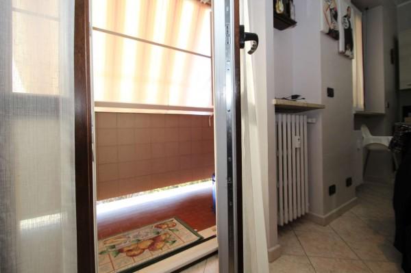 Appartamento in vendita a Torino, Rebaudengo, Con giardino, 80 mq - Foto 5