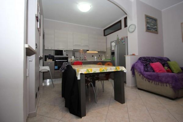 Appartamento in vendita a Torino, Rebaudengo, Con giardino, 80 mq - Foto 19