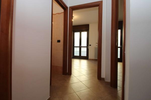 Appartamento in vendita a Torino, Rebaudengo, Con giardino, 120 mq - Foto 16