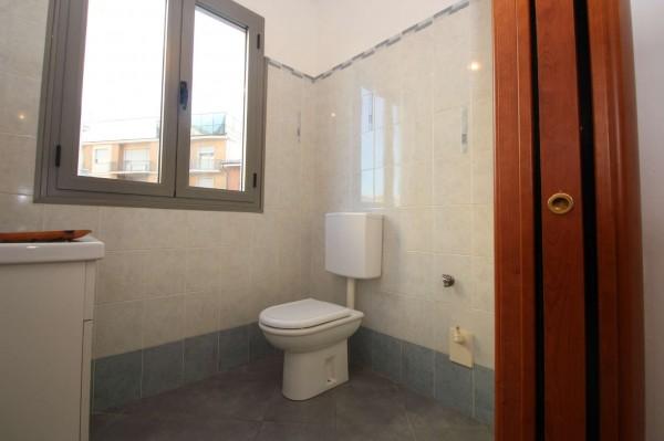 Appartamento in vendita a Torino, Rebaudengo, Con giardino, 120 mq - Foto 13