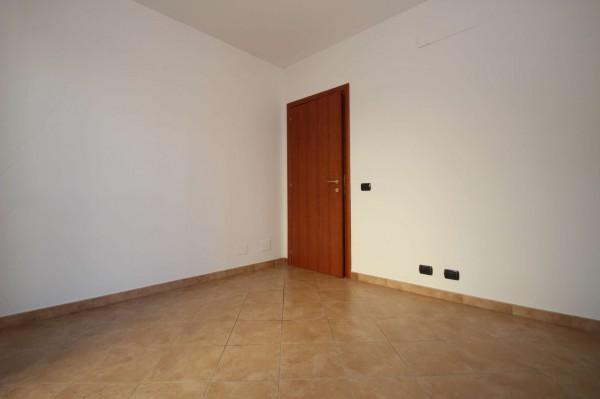 Appartamento in vendita a Torino, Rebaudengo, Con giardino, 120 mq - Foto 17