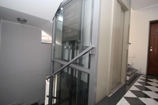Appartamento in vendita a Torino, Rebaudengo, Con giardino, 120 mq - Foto 12