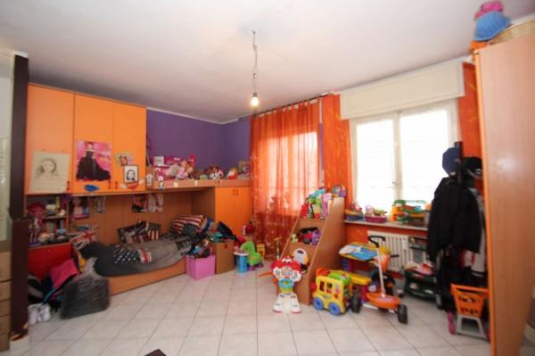 Appartamento in vendita a Torino, Falchera, Con giardino, 90 mq - Foto 13