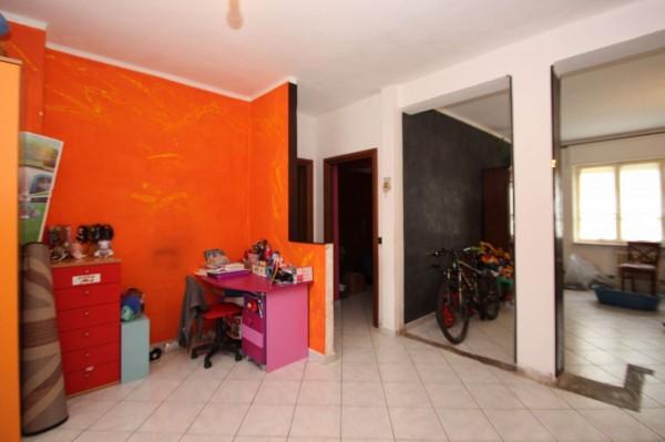 Appartamento in vendita a Torino, Falchera, Con giardino, 90 mq - Foto 11