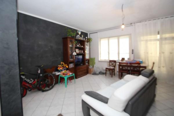 Appartamento in vendita a Torino, Falchera, Con giardino, 90 mq - Foto 1