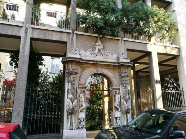 Ufficio in affitto a Milano, Porta Vittoria, 170 mq