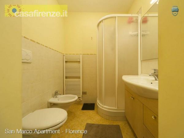 Appartamento in affitto a Firenze, 49 mq - Foto 9