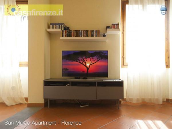 Appartamento in affitto a Firenze, 49 mq - Foto 16