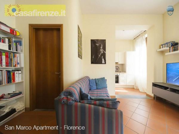Appartamento in affitto a Firenze, 49 mq - Foto 5