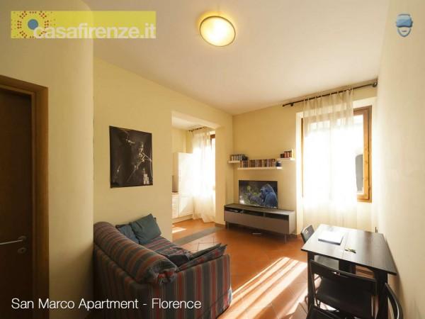 Appartamento in affitto a Firenze, 49 mq