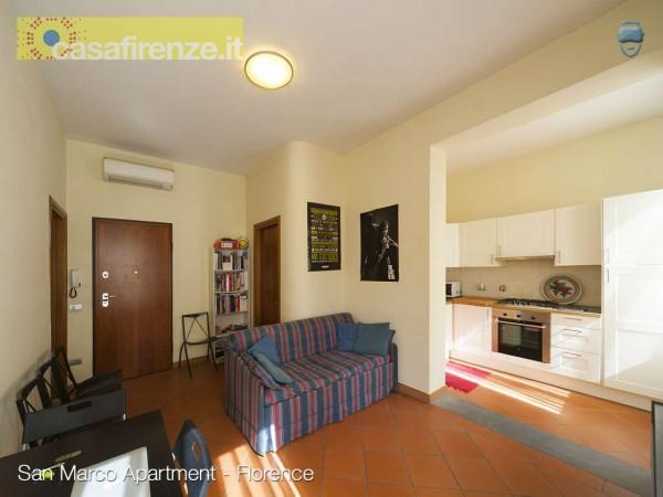 Appartamento in affitto a Firenze, 49 mq - Foto 15