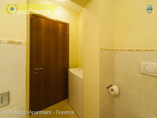 Appartamento in affitto a Firenze, 49 mq - Foto 8