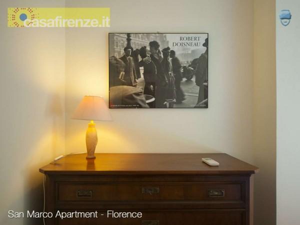 Appartamento in affitto a Firenze, 49 mq - Foto 7