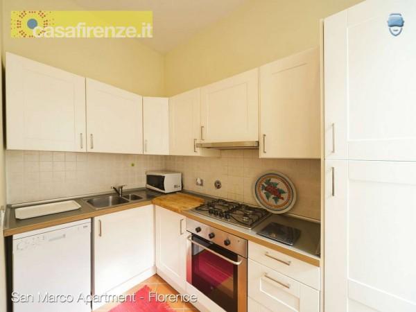 Appartamento in affitto a Firenze, 49 mq - Foto 13