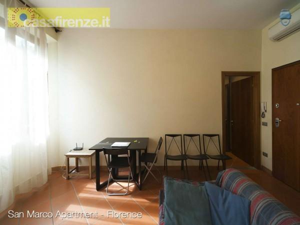 Appartamento in affitto a Firenze, 49 mq - Foto 12