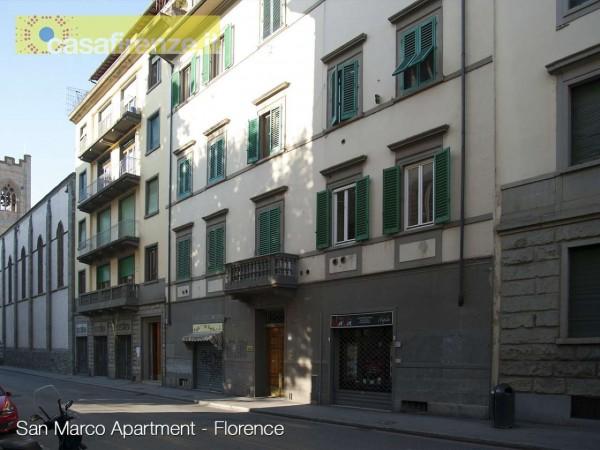 Appartamento in affitto a Firenze, 49 mq - Foto 3