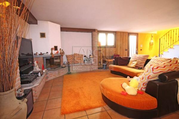 Villa in vendita a Pozzuolo Martesana, Centrale, Con giardino, 175 mq - Foto 7