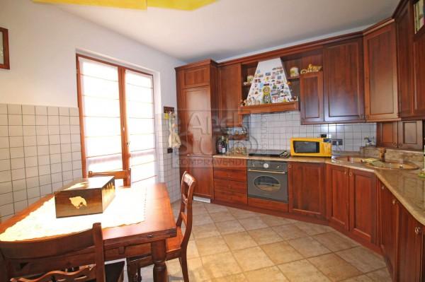 Villa in vendita a Pozzuolo Martesana, Centrale, Con giardino, 175 mq - Foto 2